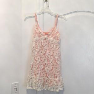 SEXY HOLLISTER Lace Dress